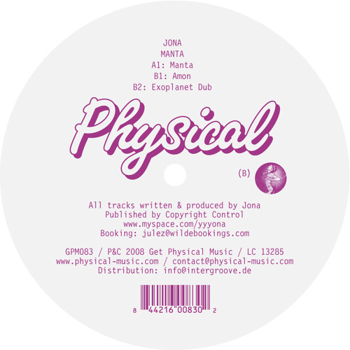 Manta [Get Physical Music]