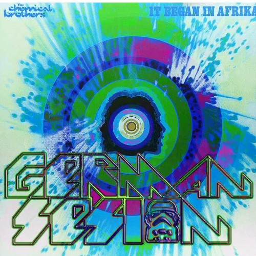 It Began In Afrika - Chemical Brothers (germansesion TECH-HOUSE remix)