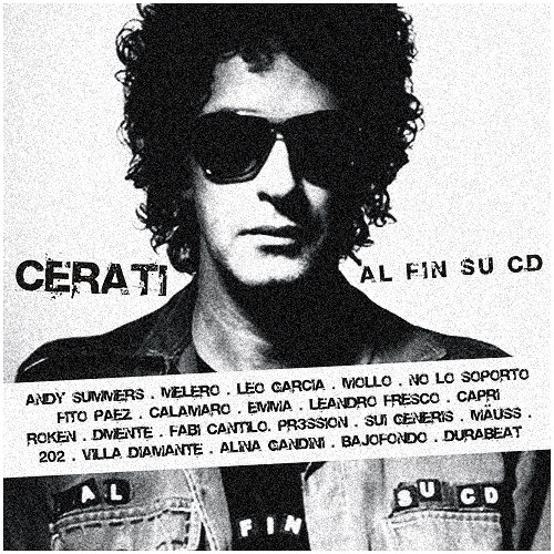 20 - Gustavo Cerati - Al Fin Su CD - I'm Loosing You (con Los Durabeat)