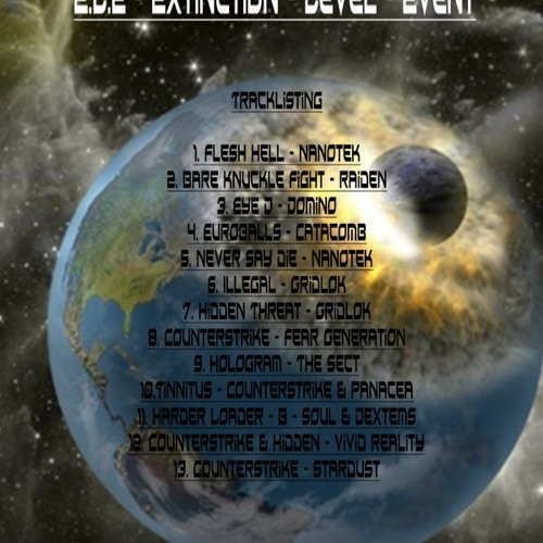 E.L.E - Extinction-Level-Event