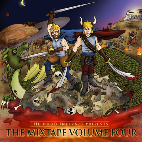The Hood Internet - The Mixtape Volume Four