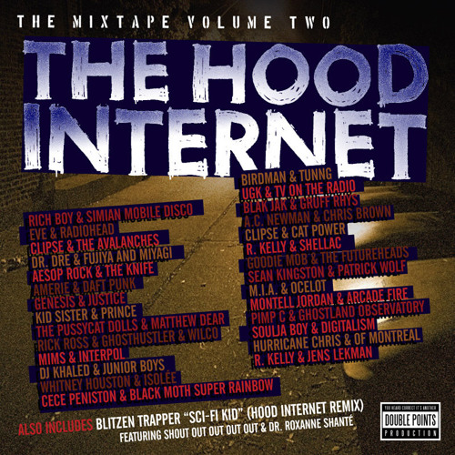 The Hood Internet - The Mixtape Volume Two