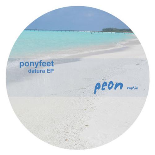 Bokor - Datura EP - PONYFEET