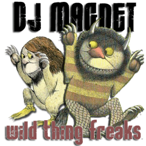 DJ Magnet-Wild Thing Freaks
