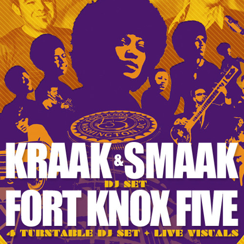 "Fort Knox Five: ""Live on 4 decks at the Belly Up Aspen"""