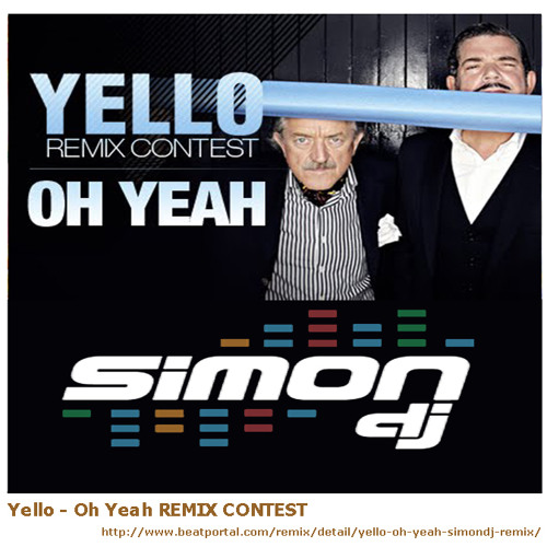 Yello - oh yeah (Simondj Remix)