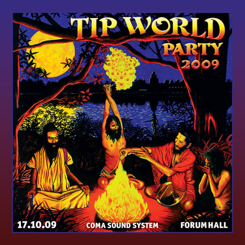 Dissociactive - LIVE @ TIP World party