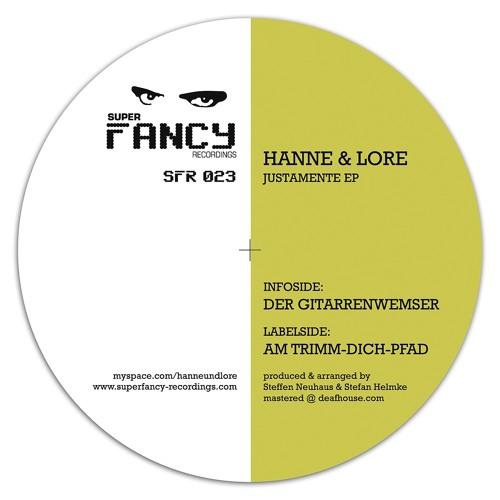 Hanne & Lore am Trimm-Dich-Pfad