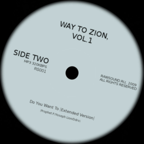 Way To Zion, Vol. 1 & 2