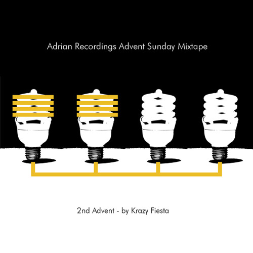 Adrian Recordings Advent Sunday Mixtapes 2009 - 2nd Advent By Krazy Fiesta