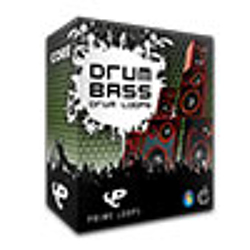 Drum n Bass Drum Loops V.I.P DEMO [Sample Pack]
