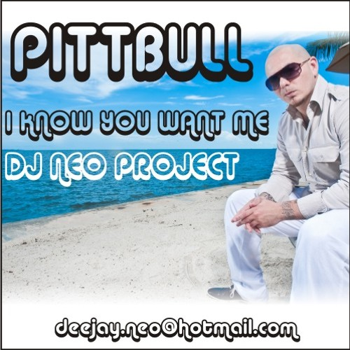 Pitbull - I Know You Want Me  ( DJ Neo Project Remix )