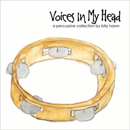 Voices In My Head - a percussive collection by billy hawn