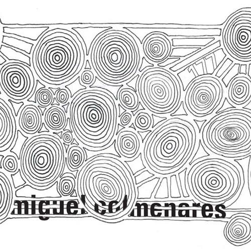 miguel colmenares - process part 177 (sketches of a groove (exhibit b))