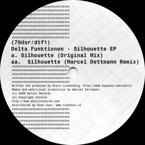 Delta Funktionen - Silhouette (Original Mix)