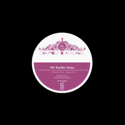 Emilie Nana - I Missed The Boat (St Plomb Shady Side Remix)