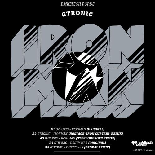 Gtronic - Iron Man (Stereoheroes remix)