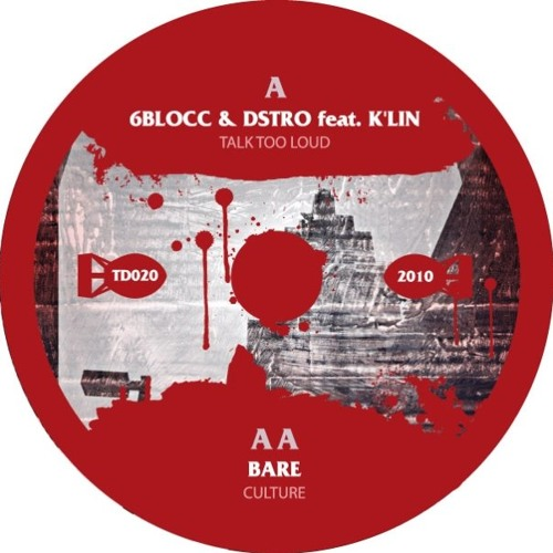 6BLOCC and DSTRO FEAT. K'LIN_Talk Too Loud