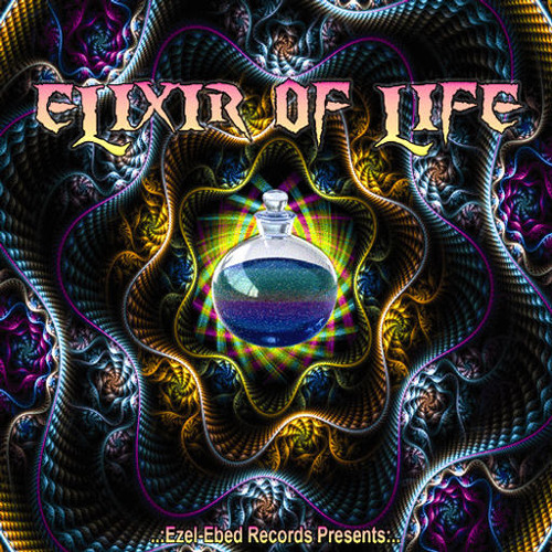 Elixir Of Life Promo - Various (CD) Ezel-Ebed Records (Complied by Resul Goahacna Yiğit)