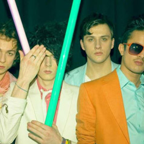 Mystery Jets - Young Love