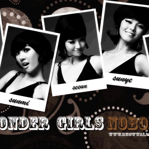 Wonder Girls - Nobody (English Version)