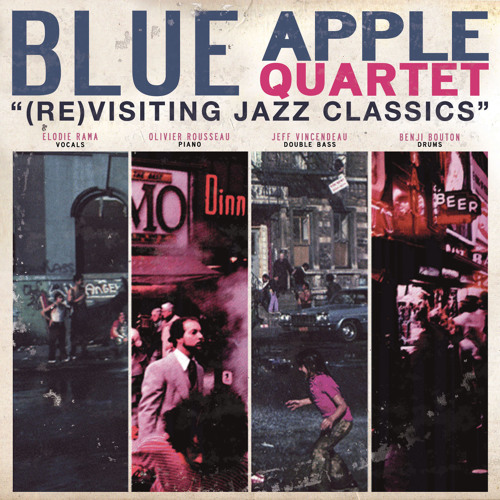 BLUE APPLE QUARTET - Don't explain