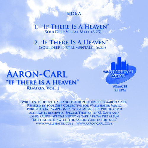 If There is a Heaven (Soul Deep Vocal Mix)