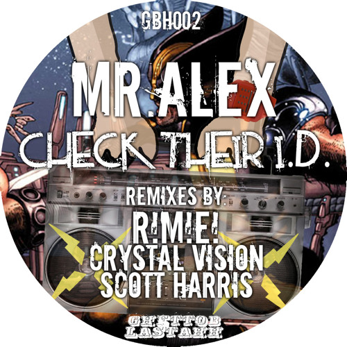 Check Their ID - Mr.Alex (Free 320kps Download!)