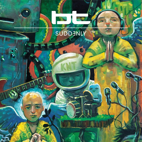 BT - Suddenly (Radio Edit)