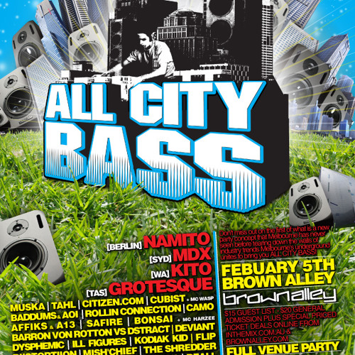 All City Bass
