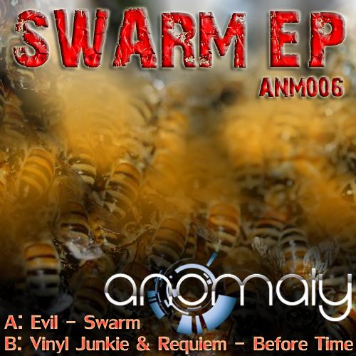 ANM006-B: Vinyl Junkie & Requiem - Before Time (Clip)