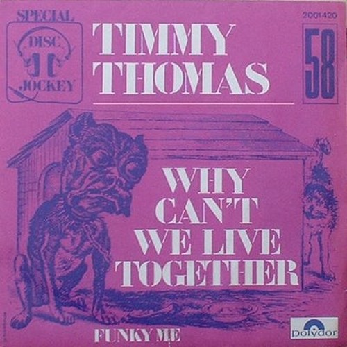[Free WAV Download] Timmy Thomas - Why can't we live together (Resoluto Remix)