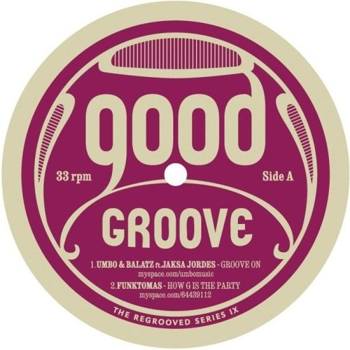 Umbo & Balatz feat Jaksa Jordes - Groove on
