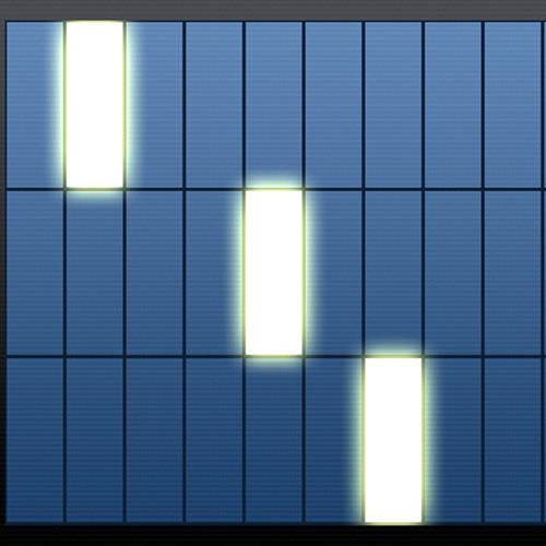 bleep!Synth - Preset run-through (iPhone)