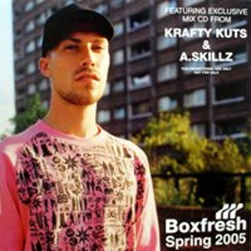 "KRAFTY KUTS & A.SKILLZ ""BOXFRESH MIX"""