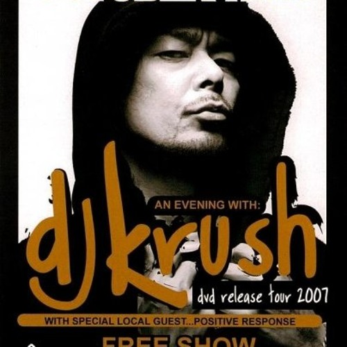 """Dj Krush"" Live @ Bishop Tavern with Special Guest ""Positive Response"" 10/17/07"