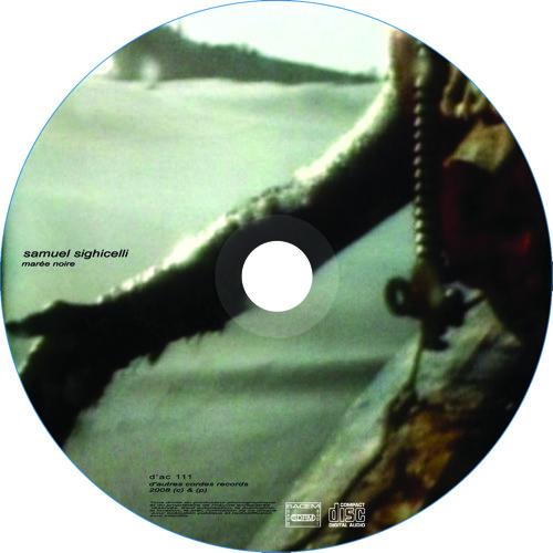 samuel sighicelli -marée noire