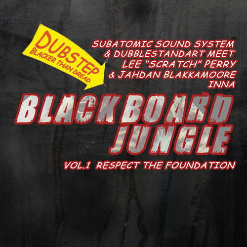 """Subatomic Sound System w. Lee Perry & Jahdan - Respect The Foundation (7"""" radio mix)"""