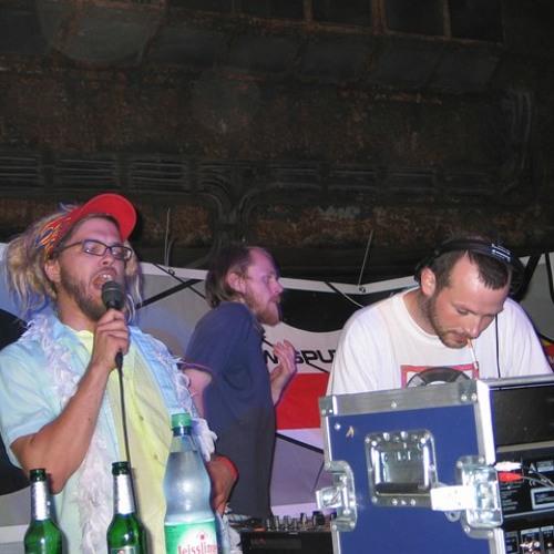 Melt 2005 KrauseDuo mit FlowinImmo