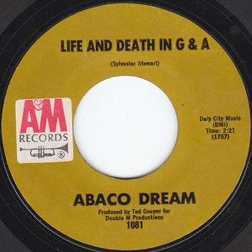 Abaco Dream - Life and Death in G and A (Marc Hype Edit) dl inside