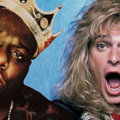 Van Halen x The Notorious B.I.G.