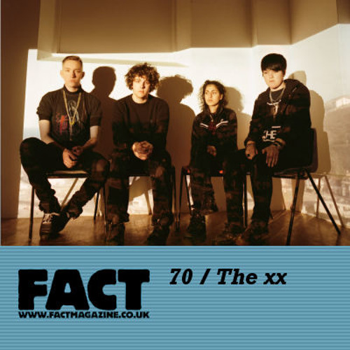 FACT Mix 70 The xx