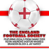 The Team - The England Football Society (Danny Dyer, Brandon Block, Kevin Andrews, Jay Harvey)