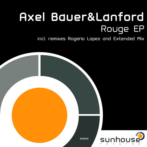 Axel Bauer & Landford - Rouge (Rogerio Lopez Beach Remix)