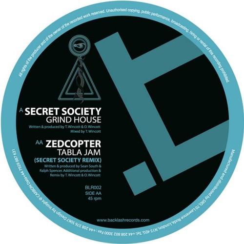 Backlash 002 - Tabla Jam (Secret Society RMX) - Zedcopter
