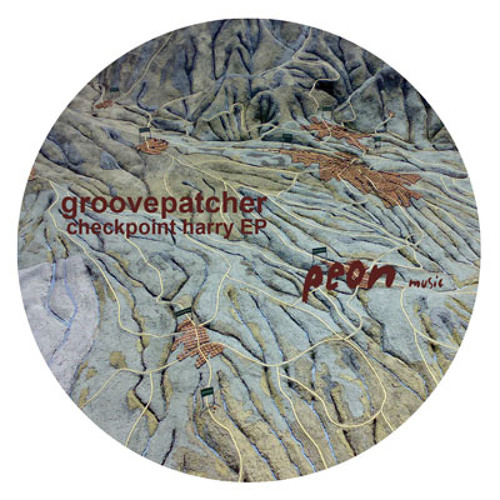 Checkpoint harry (border code mix) - by GROOVEPATCHER