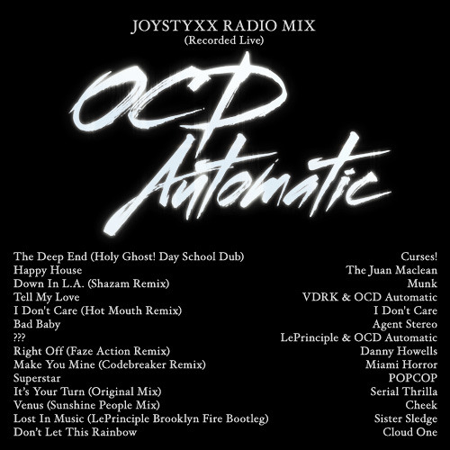 Joystyxx Radio Mix (Live)