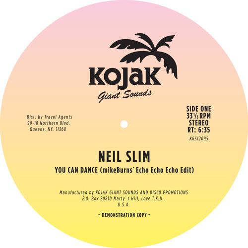 "Neil Slim - ""You Can Dance"" (mikeBurns Echo Echo Echo Edit)"