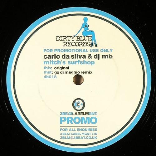 Carlos da Silva and DJMB - Mitch's Surf Shop - GoDimagio! Remix