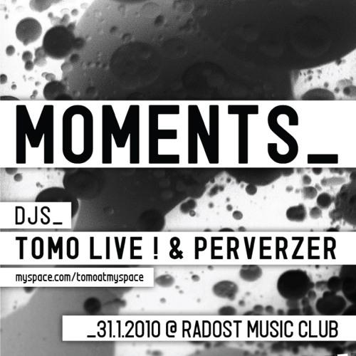 Tomo Live @ Radost Music Club, Bratislava
